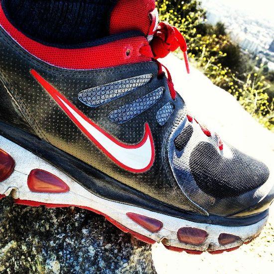 Nike NikeRun crushing @runyoncanyon Sweat Breathe push focus