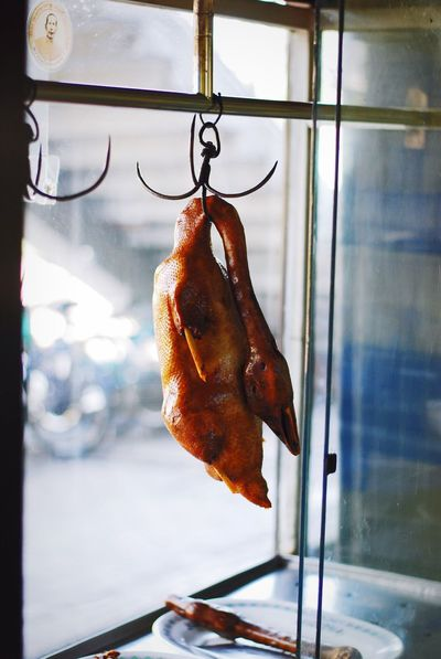 Ducklings Steamed Duck Pot-stewed Duck Duck Food Ducklings 锅炖鸭 Hanging Food And Drink Food Meat No People Close-up
