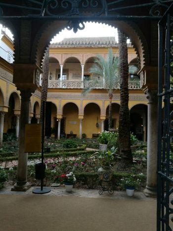 Sevilla Spain Miarma Palacio De Dueñas The Photojournalist - 2018 EyeEm Awards City Water Place Of Worship Arch Architectural Column History Architecture