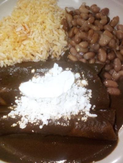 Enchiladas Japan Poblano Cdmx Helthy  Mole Net Vbike