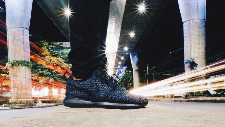 Sneakers Sneakerhead  Kicks Nike Swoosh Streetwear Light Trail Photography Fashion Photography Fashion The Street Photographer The Street Photographer - 2017 EyeEm Awards