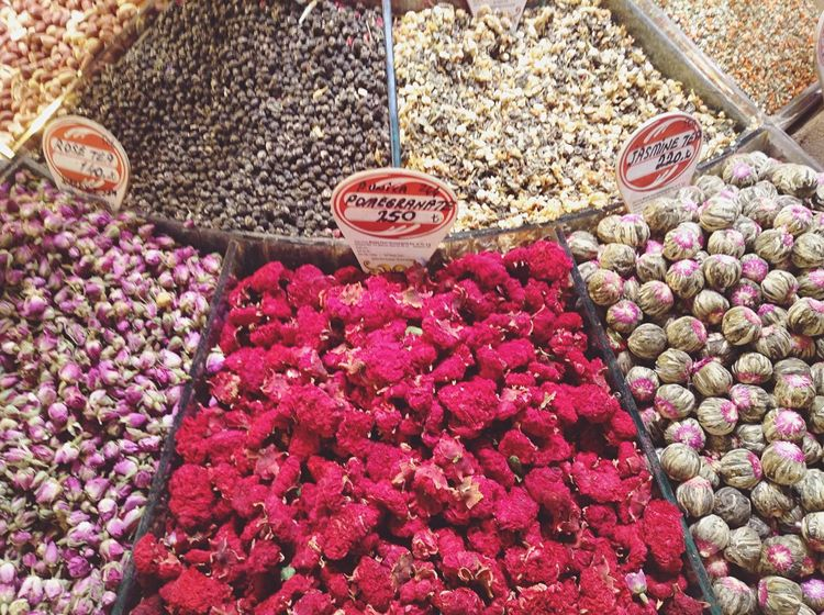 Istanbul Kapalicarsi Baharat  Food Colors