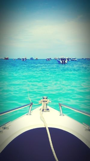 Feel The Journey Thailand PhiPhiIslands Speedboat Aqua
