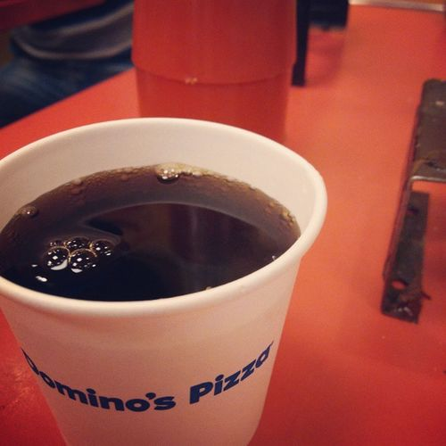 Love 😍😍 Dominos Coke