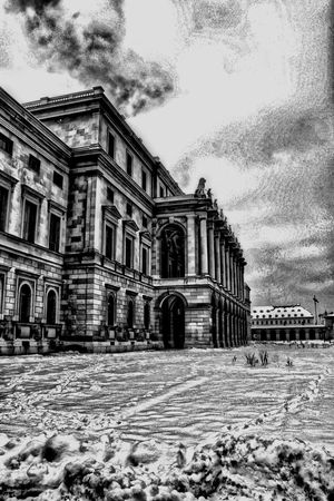 EyeEm Best Shots - HDR Architecture Blackandwhite EyeEmbestshots