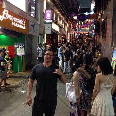 LKF LanKwaiFong Trip HongKong 2014 val iphone5