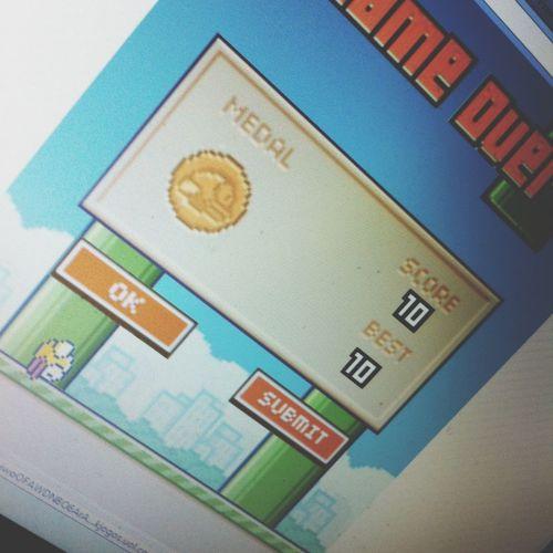 Uuuuhul \o/ Flappy Bird Game