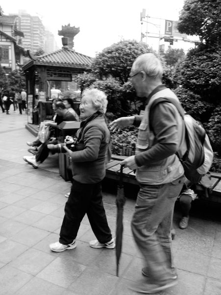 Adventure Buddies @Chongqing Real Friend Lovely Day Outside Photography Enjoying The Sights Seeing The Sights Taking Photos Simply Beautiful Bnw_photography