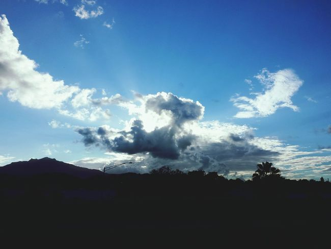 How's The Weather Today? Kanyn Puertorico Puerto Rico Clouds Nubes ☁ Sunset Eyeem Puerto Rico Sky Cielo