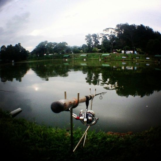 Patience is the key! Fishing Fishingpond Panchor Patience 8hours