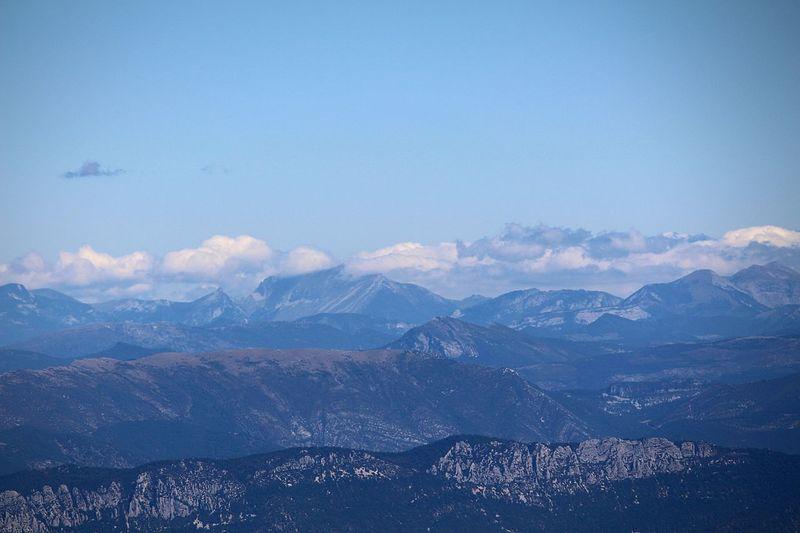 Winter Snow Mountain Outdoors Nature Blue Beauty In Nature Sky Cloud - Sky Nuages Et Ciel Beauty In Nature Nature Paysage Montagnes Mont Ventoux Beauty