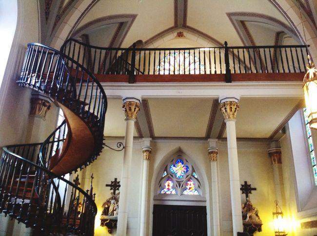 The Miraculous Stairway