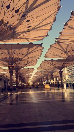 الحرم النبوي الشريف Al Madinah Al Munawwarah