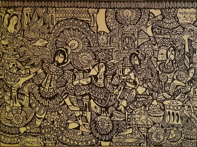 Ancient Civilization Brazilian UrbanART Wall Painting Wall Murals Expression Diversity Diversity Of Culture