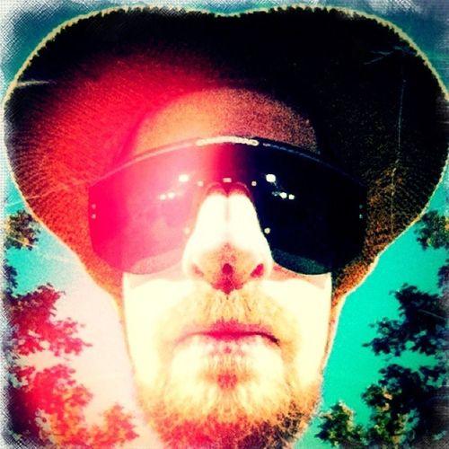 Selfportrait Having Fun Double Trouble Sunglasses