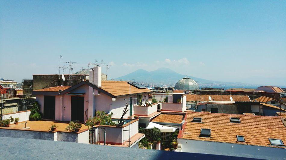 Hello World Bay Of Naples, Italy.