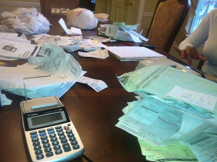 It's tax time doing taxes W| JayWerido