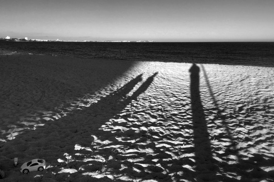 Capvespre de sol i fred Evening sun and cold Atardecer de sol y frio IPhoneography Blackandwhite Sunset_collection