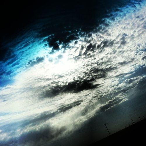 Holbrook, Az Holbrook Holbrookaz Holbrookarizona Oneofthosedays onmyway work petrifiedforest petrifiedwood giftshop rainbowforest az arizona roadtrip clouds sun shadow sky weather