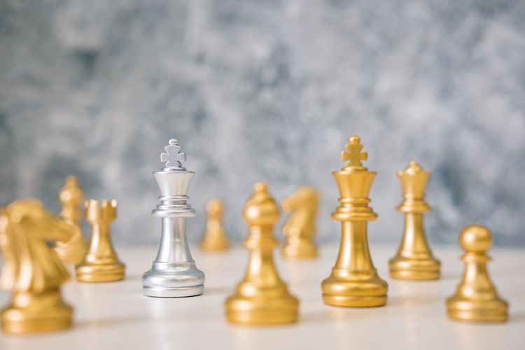 chess business Black Color Chess Chess Board Chess Piece Competition Day Indoors  King - Chess Piece Knight - Chess Piece Leisure Games No People Pawn - Chess Piece Queen - Chess Piece Strategy Teamwork