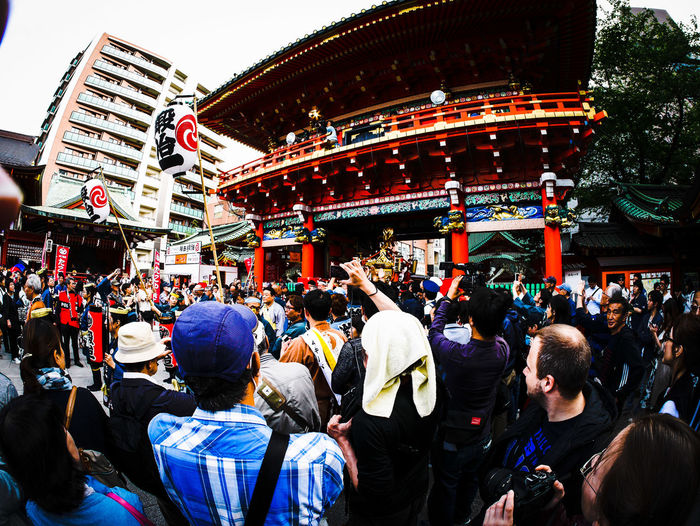 Samyang 7.5mm Shrine Of Japan Architecture Old Buildings Portable Shrine Lumix Fisheye GM1 Japanese Culture Festival Neighborhood Map