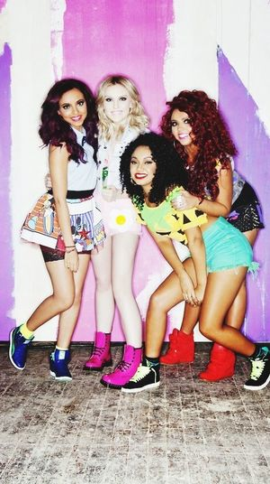 Jesy Nelson Leigh-anne Jade Thirlwall Perrie Edwards