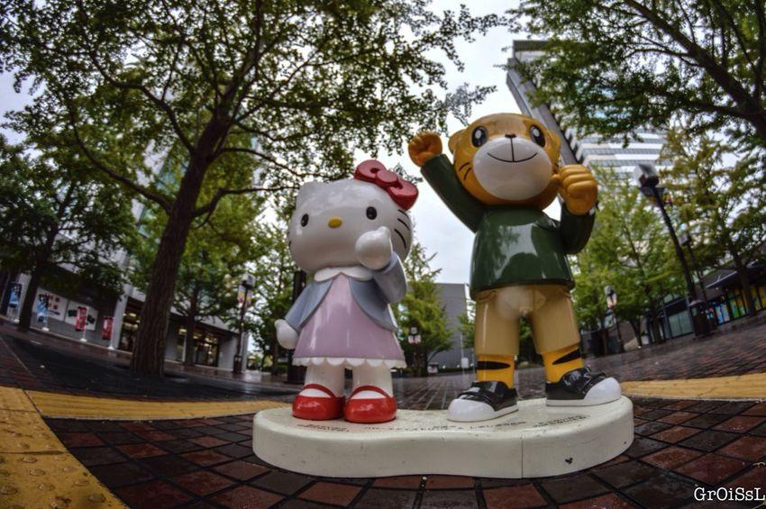 Japan Hello Kitty Tokyo Hello Kitty <3