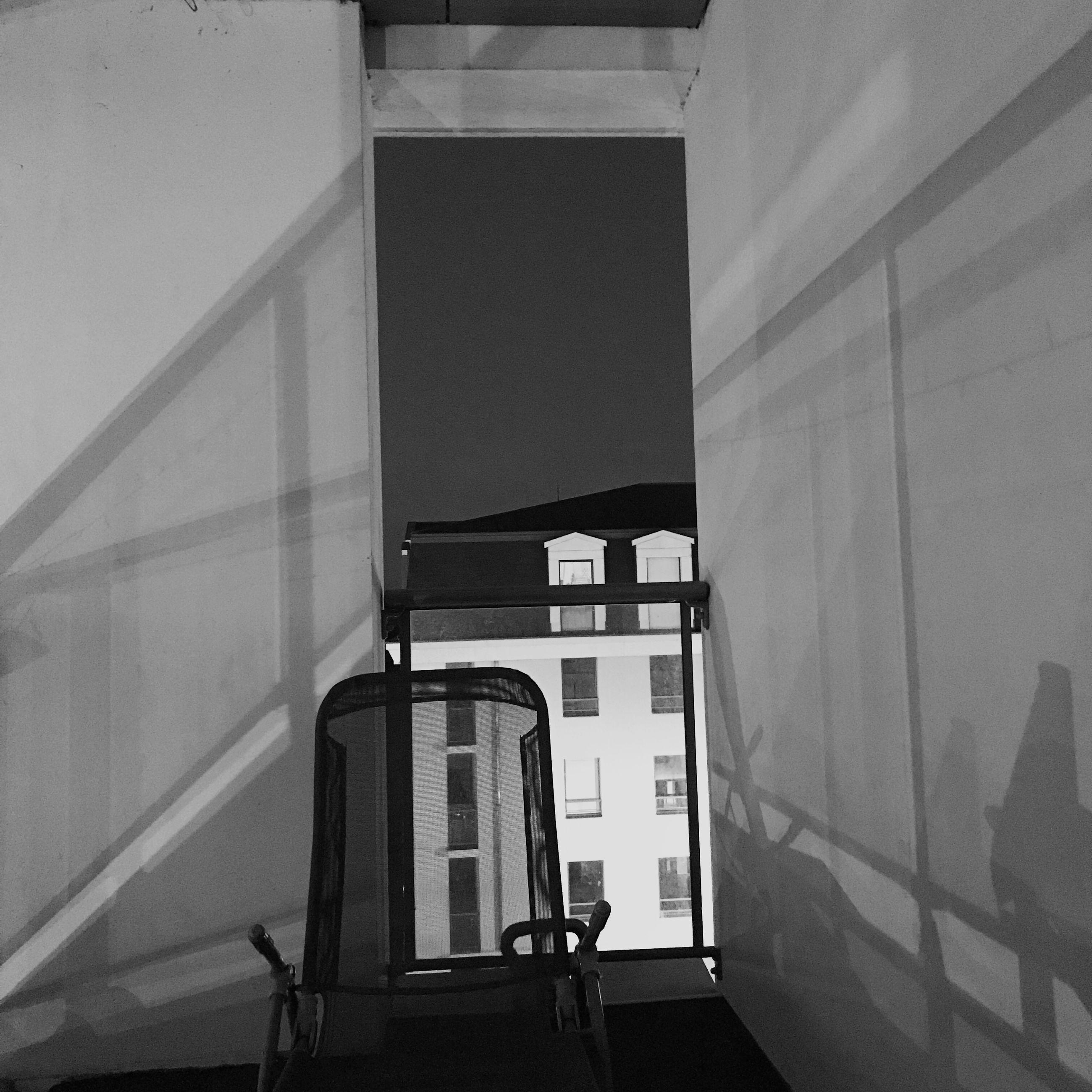 white, black, black and white, architecture, monochrome, monochrome photography, built structure, no people, light, transportation, building exterior, day, interior design
