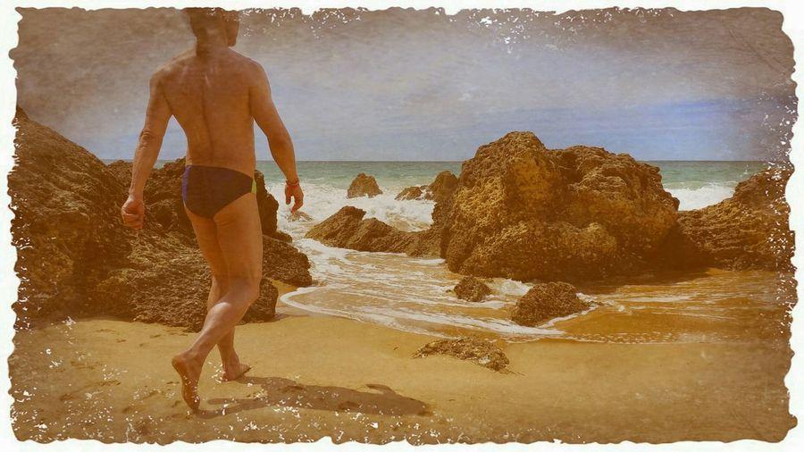 That's Me Soy Yo Playa De La Arena Beachphotography Oleaje Surf Photography Nature Hello World Popular Photos