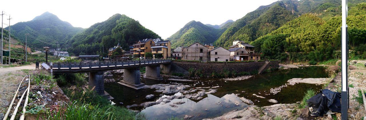 浙江 Architecture Mountain Nature Water 古村落。石舍村。 First Eyeem Photo
