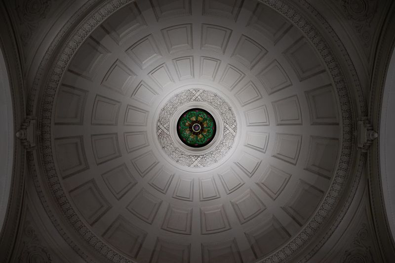 Circle Geometric Shape Architecture Shape Directly Below Pattern Dome History The Past Indoors  Cupola Design Built Structure Backgrounds Ceiling Full Frame Textured  Low Angle View Art And Craft No People
