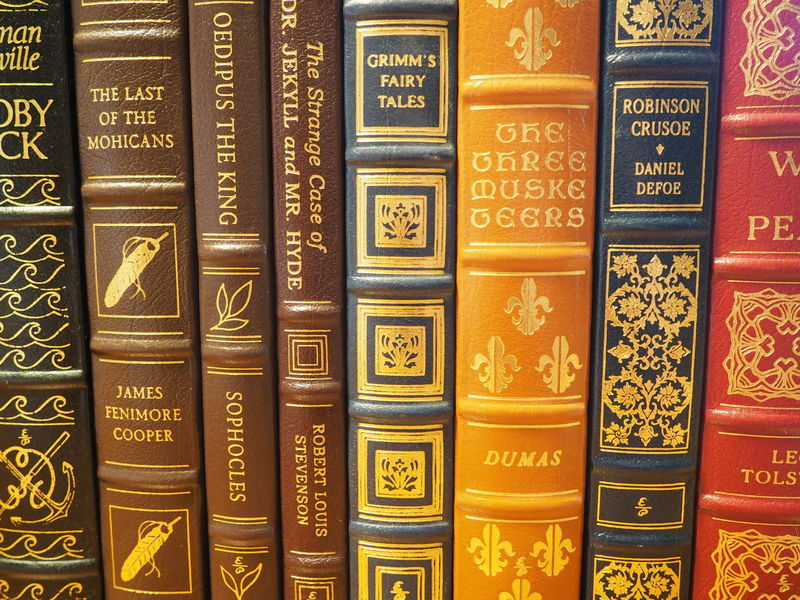 Backgrounds Classics Close-up Full Frame Hardback Books No People Olympus Om-d E-m10 Pattern Repetition EyEm Selects Textured  Knowledge Hardcover Book Page Bookstore Information Text Archives