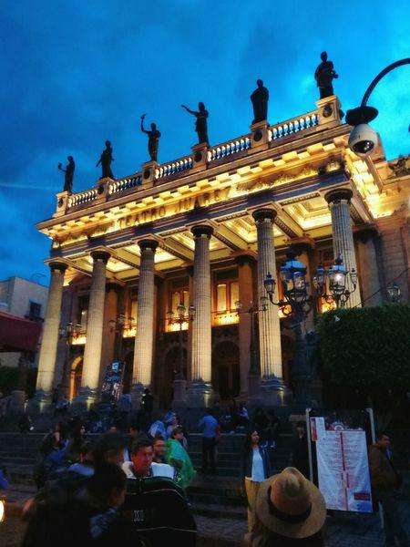 Theater Musas Guanajuato, México Mexico First Eyeem Photo