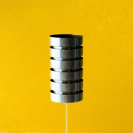 Furniture Yellow Steel Lamp Paint The Town Yellow Minimalism