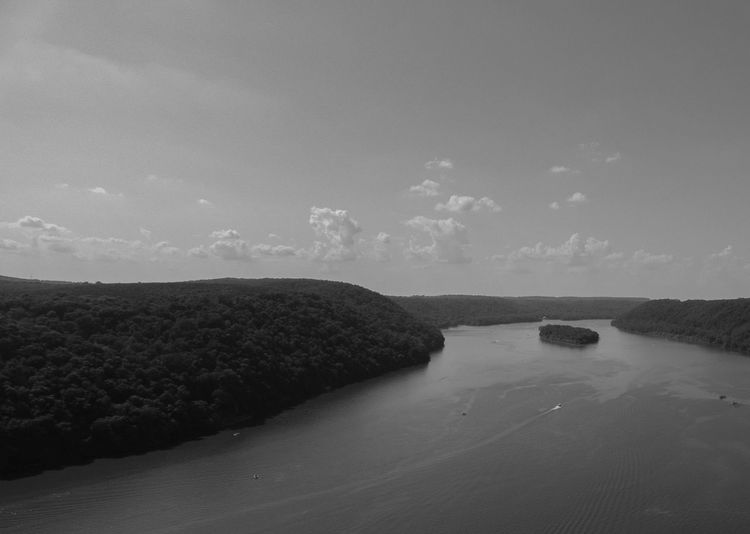 Water River Sky