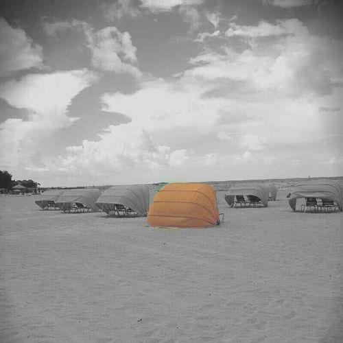 Laid back beach vacation Relaxing Madeirabeach Johnspass Blackandwhite Photography Funwithediting