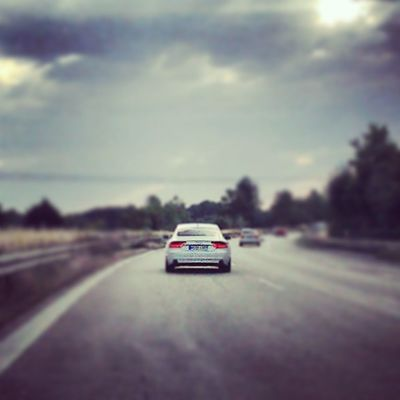 M-RM Audi A7. München - Rekord Meister on the way home from the airport. #MiaSanMia Miasanmia