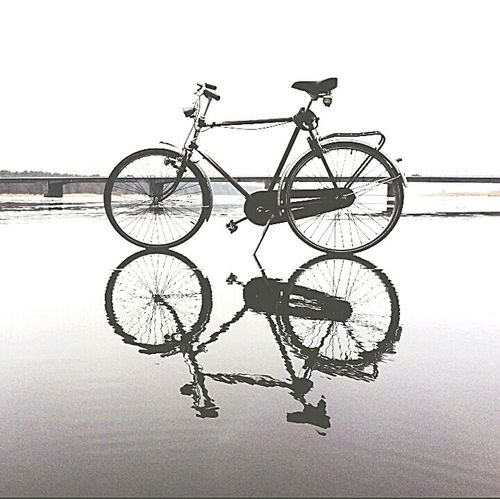Photography Captured Popular Photos Travel EyeEmBestEdits EyeEmbestshots On The Road Blackandwhite Reflection Eyeem Philippines // 🚲✖⚠