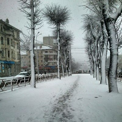 Snowy Vinnitsa Vnua