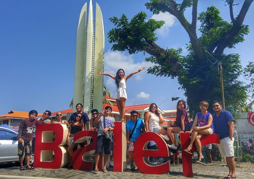 Hello again Baler with team USAA 🌊🏄 More Fun In The Philippines  BalerAuroraPhilippines Baler2016 93/365 Project 365
