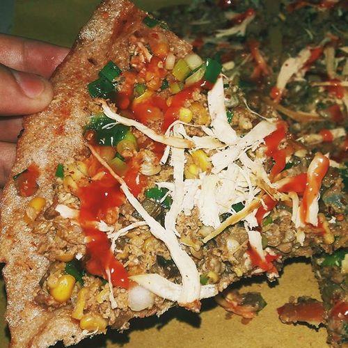Pizza Việt Nam Pizzavietnam Banhtrangnuong Streetfood Foodphotography Foodporn Vietnamesefood Asiafood