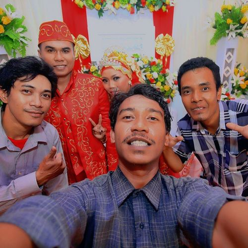 Instaphoto Weddings Selfieria Instamoment job liputan aldopz