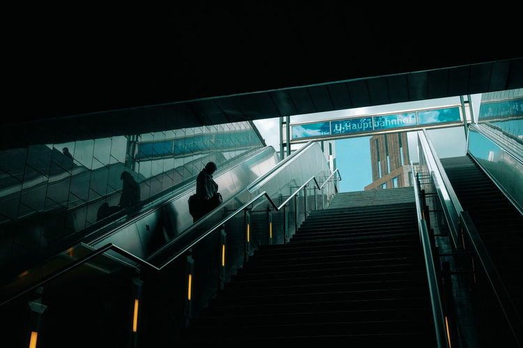 Berlin Berlin Photography Dark Light Silhouette Silhouettes Underground Underground Station  Shadow Silhouette_collection Single Person Street Street Photography Streetphoto Streetphotography