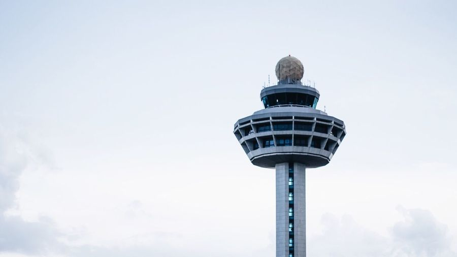 The beacon home Changi Airport At The Airport Hello World Tower Battle Of The Cities ExploreSingapore