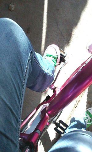 Bike Ride Nice Day
