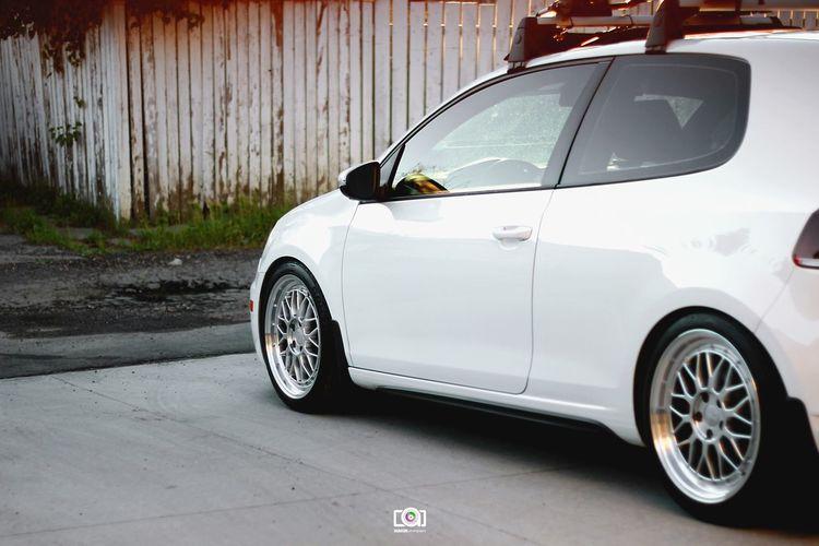 VW Golf Dub GTI Mk6 Mk6 Gti Mk6madness Mk6gti Volkswagen Car Hatch First Eyeem Photo