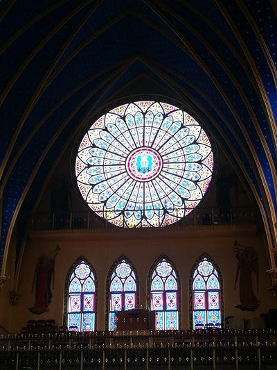 Vitral Iglesia