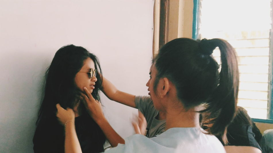 BTS Photoshoot Shoot UnitedWeAre Accountancy Business And Management Students Talents Gettingready For Fashionshow