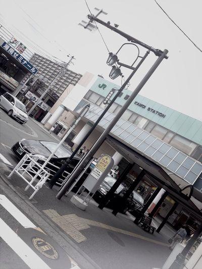 二年ぶり二回目の鴨居駅