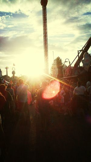 sun will always shines over you, the darkness will always be lost. Playland Sun&lights&fun People